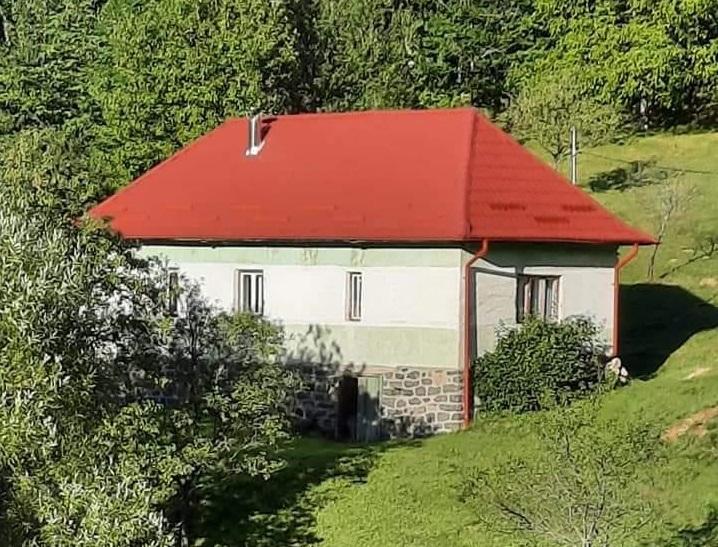 casa de la Visagu renovata de Naturalpaint Construct